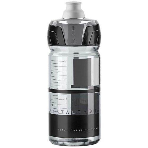 Elite Crystal Ombra Membran Trinkflasche (550 ml) - 500ml grey