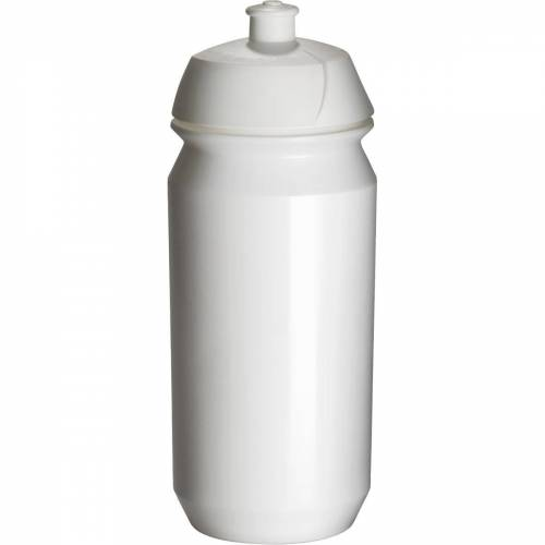 Tacx Shiva Trinkflasche (500 ml) - 500ml Weiß   Trinkflaschen