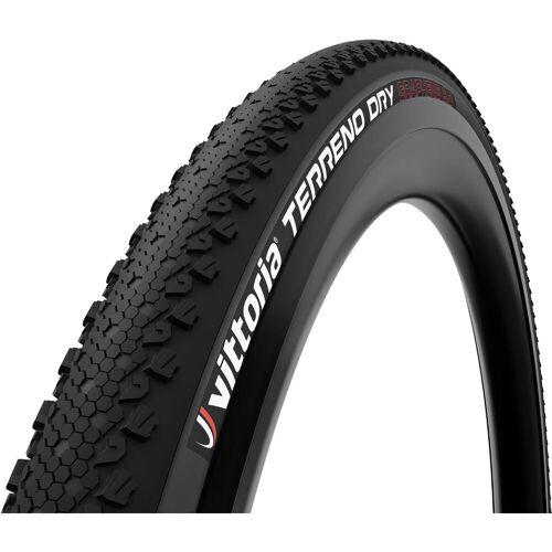 Vittoria Terreno Dry G2.0 Gravel Reifen - 650b 47mm Schwarz   Reifen