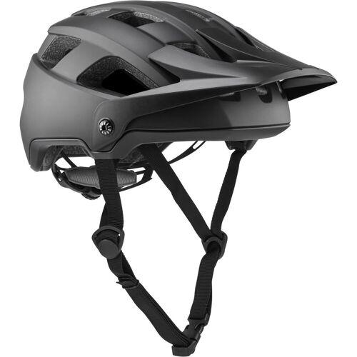 Brand-X EH1 Enduro MTB Fahrradhelm - S/M (55-59cm) Black/ Black