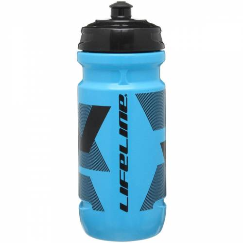 LifeLine Trinkflasche (600 ml) - 600ml Blue / Black   Trinkflaschen