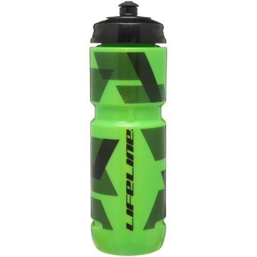 LifeLine Trinkflasche (800 ml) - 800ml Green / Black   Trinkflaschen