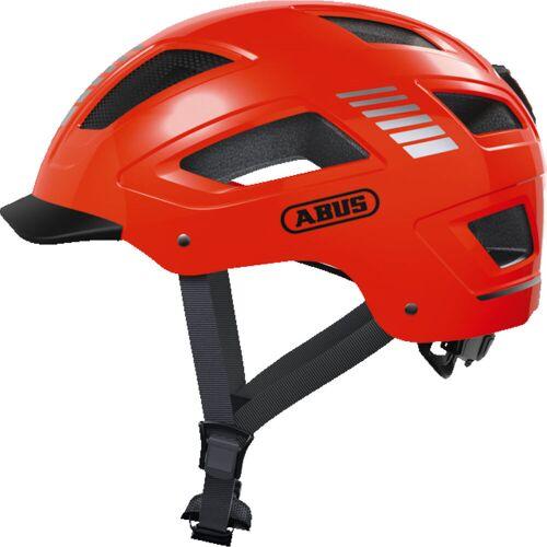 Abus Hyban Fahrradhelm - XL Orange   Helme