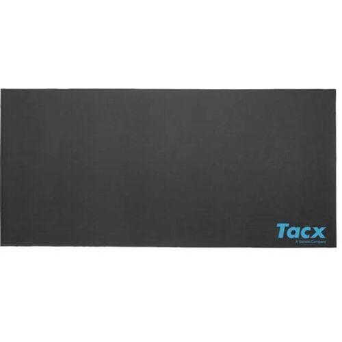 Tacx Trainermatte (aufrollbar) - Schwarz