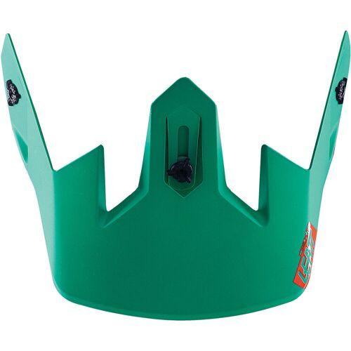 Leatt Ersatzvisier (DBX 3.0 Helm) - Einheitsgröße Grün