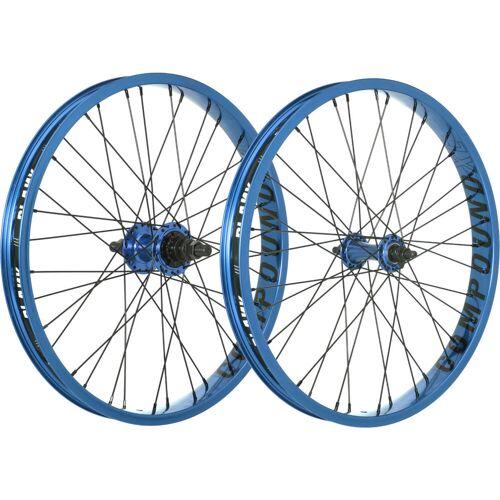 """Blank Compound XL BMX Laufradsatz - 20"""" Blau   Laufradsätze"""
