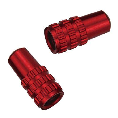 Token - Ventilkappen - One Size Presta Rot   Ersatzteile für Reifen