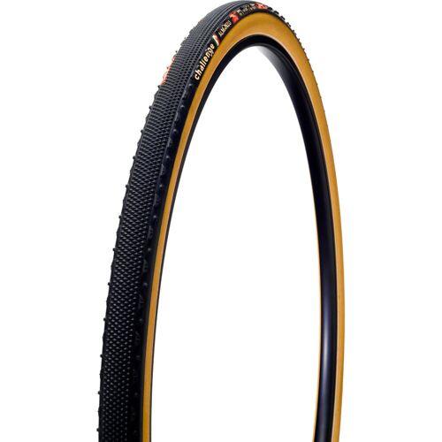 Challenge Almanzo Gravel Open Reifen - 700c 33c Black/Tan   Reifen