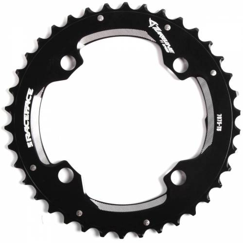 Race Face Turbine Kettenblatt (11-fach, 38 Zahn) - 38 Tooth, 4-Arm