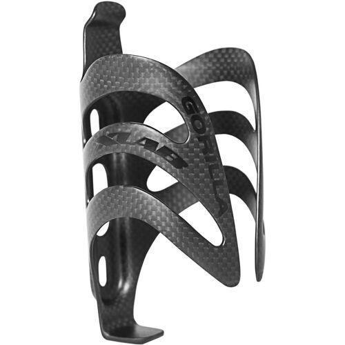 XLAB Gorilla Flaschenhalter (Carbon) - Mattschwarz   Flaschenhalter
