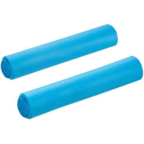 Supacaz Siliconez SL Lenkergriffe - 34mm Neon Blue   Griffe