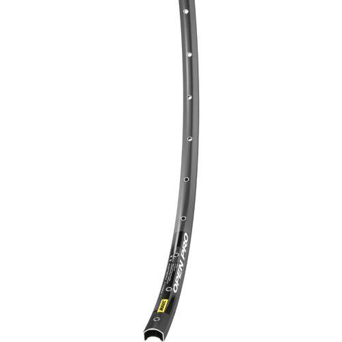Mavic Open Pro CD Rennradfelge (Schlauchreifen) - 700c 32 Holes Grau