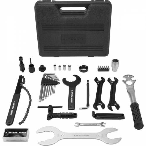 LifeLine Werkzeugkoffer (37-teilig) - 37 Piece   Werkzeugsets
