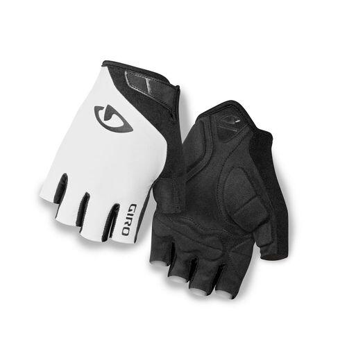Giro Jag Radhandschuhe - Small Weiß   Handschuhe