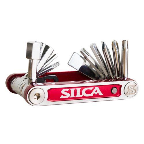Silca Tredici Multitool - Einheitsgröße Rot   Multitools