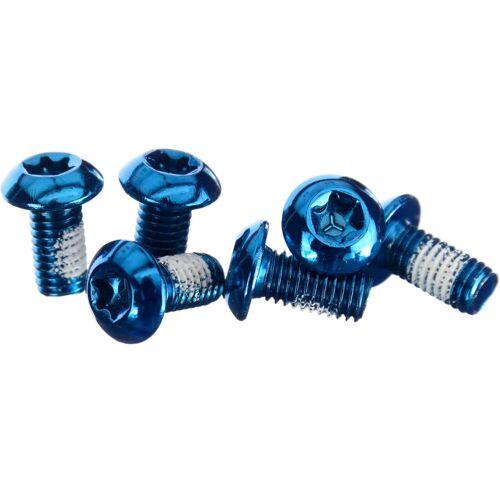 LifeLine Bremsscheibenschrauben - Blau   Ersatzteile für Bremsen