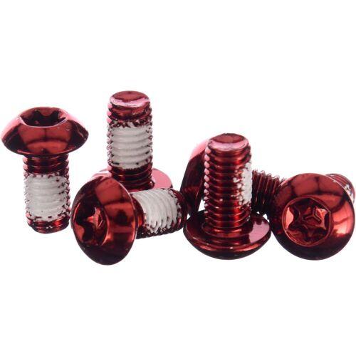 LifeLine Bremsscheibenschrauben - Rot   Ersatzteile für Bremsen