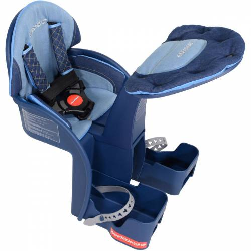 WeeRide Safe Front Deluxe Kindersitz - Blau   Kindersitze