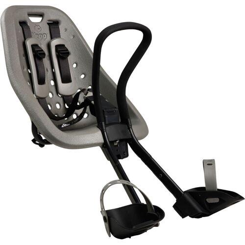 Thule Yepp Mini Kindersitz (Vorbau) - 22kg max. Silber   Kindersitze