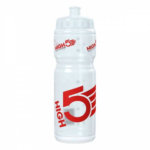 High5 Trinkflasche (750 ml) - One Size Transparent   Trinkflaschen