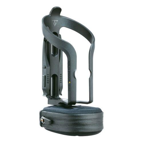 Topeak Ninja Flaschenhalter mit Tasche (Rennrad) - Einheitsgröße