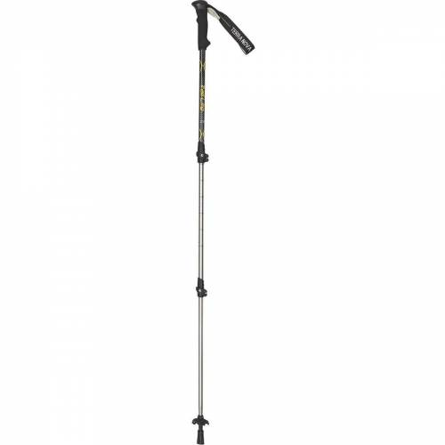 Terra Nova Trail Lite Trekkingstock - One Size Schwarz