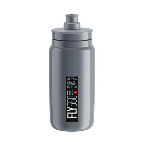 Elite Fly Trinkflasche (550 ml) - 550ml Grau   Trinkflaschen