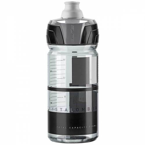 Elite Crystal Ombra Membran Trinkflasche (550 ml) - 500ml grey
