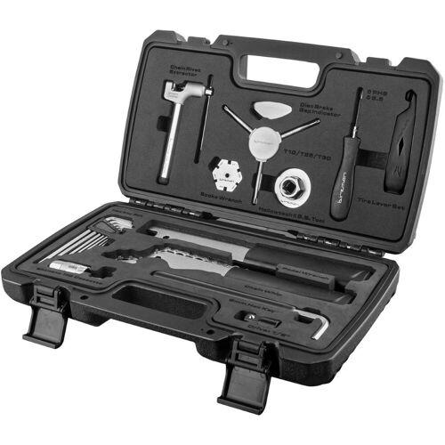 Birzman Essential Werkzeugkoffer - One Size Schwarz   Werkzeugsets