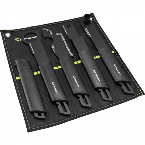 Birzman Specialist Werkzeugset (4 Stück) - MTB Schwarz   Werkzeugsets