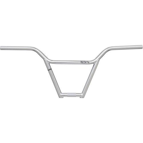 """Blank Tech Fahrradlenker (4-teilig) - 9.75"""" Chrom   Riser-Lenker"""