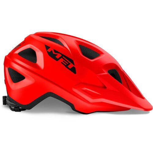 MET Echo Fahrradhelm - M/L Red/Matte   Helme