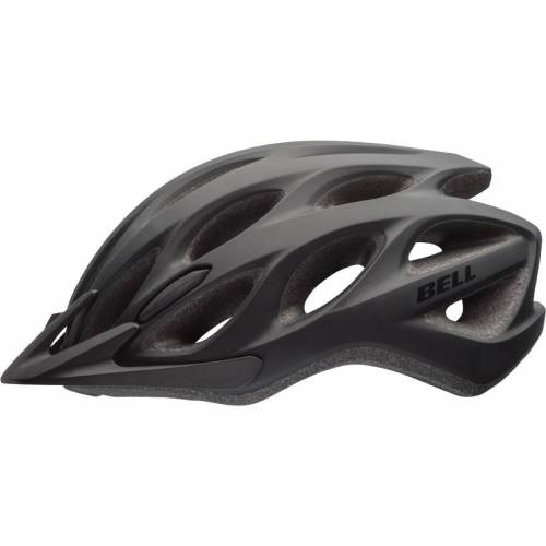 Bell Tracker Fahrradhelm - One Size Matte Black 20   Helme