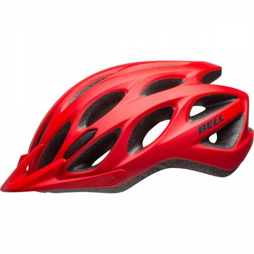 Bell Tracker Fahrradhelm - One Size Matte Red 20   Helme