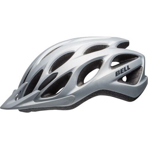 Bell Tracker Fahrradhelm - One Size Matte Silver 20   Helme
