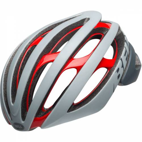Bell Z20 Fahrradhelm (MIPS) - S Grey/Red 20   Helme