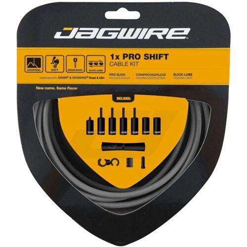Jagwire Pro 1x Schaltzugset - Shimano Grau   Schaltzüge