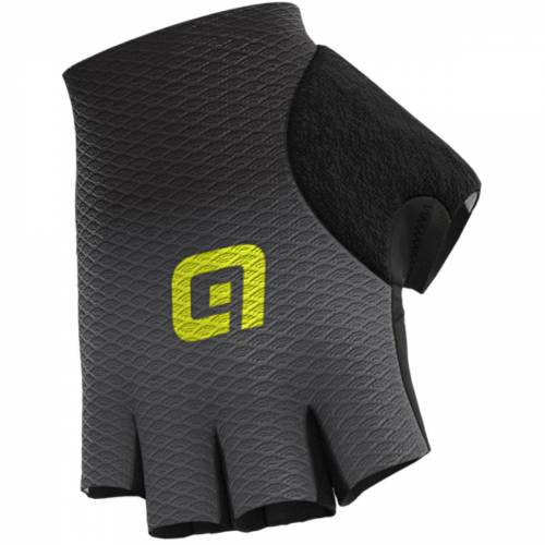 Alé Guant Mesh Radhandschuhe - 2XL Black-Charcoal Grey    Handschuhe