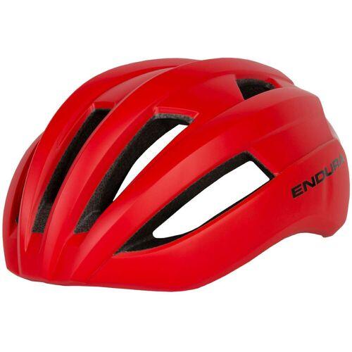 Endura Xtract II Fahrradhelm - L-XL Rot   Helme