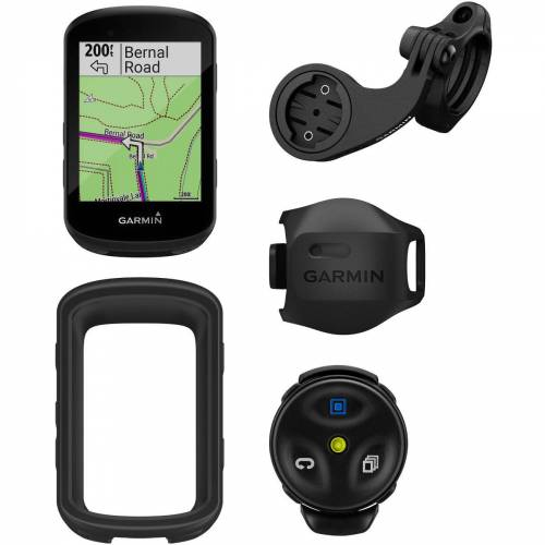 Garmin Edge 530 Radcomputer (Mountainbikeset) - One Size Schwarz