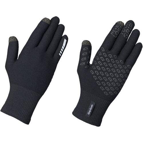 GripGrab Primavera Merino II Radhandschuhe - M/L Schwarz   Handschuhe