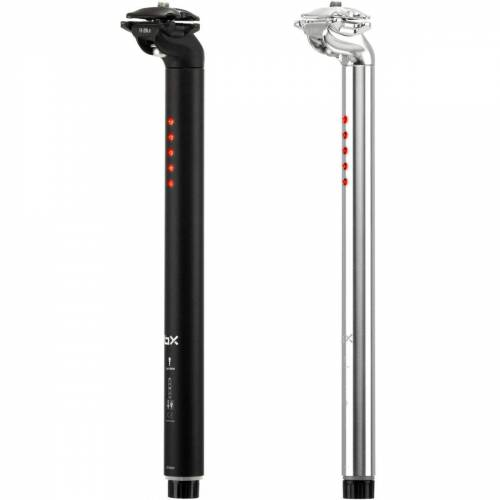 Brand-X LightSKIN Sattelstütze mit integrierter Leuchte - 27.2 x 350