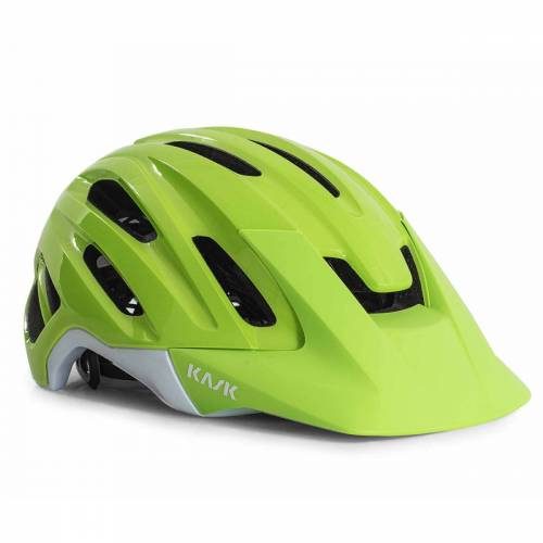 Kask Caipi MTB Fahrradhelm - M Lime   Helme