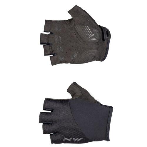 Northwave Fast Radhandschuhe (kurz) - M Schwarz   Handschuhe