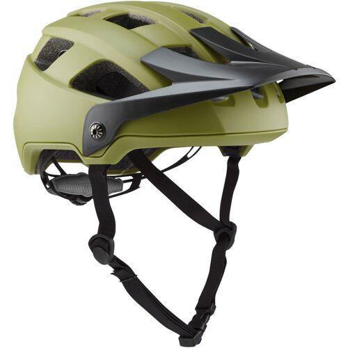 Brand-X EH1 Enduro MTB Fahrradhelm - M/L (59-63cm) Moss Green   Helme