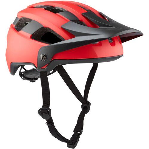Brand-X EH1 Enduro MTB Fahrradhelm - S/M (55-59cm) Red/ Black   Helme