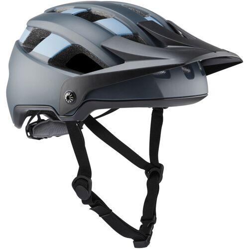 Brand-X EH1 Enduro MTB Fahrradhelm - M/L (59-63cm) Slate/ Blue   Helme