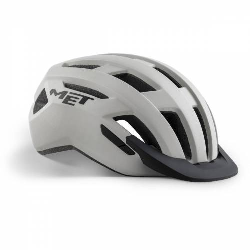 MET Allroad Fahrradhelm - L Grey/Grey   Helme
