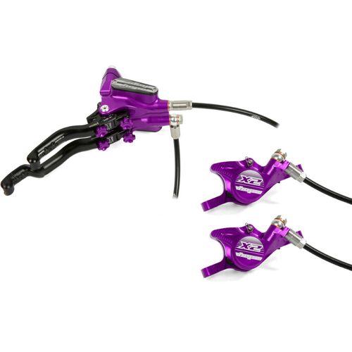 Hope Tech 3 X2 DUO Scheibenbremse (ohne Bremsscheibe) - Right Hand