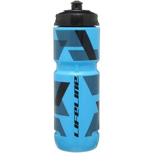 LifeLine Trinkflasche (800 ml) - 800ml Blue / Black   Trinkflaschen